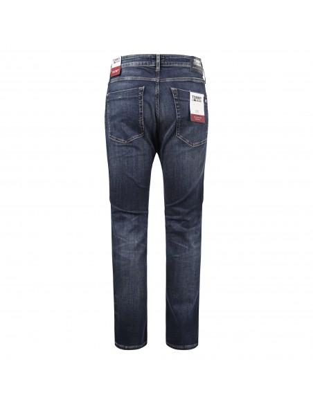 Tommy Jeans - Jeans slim denim medio per uomo   dm0dm082221ce