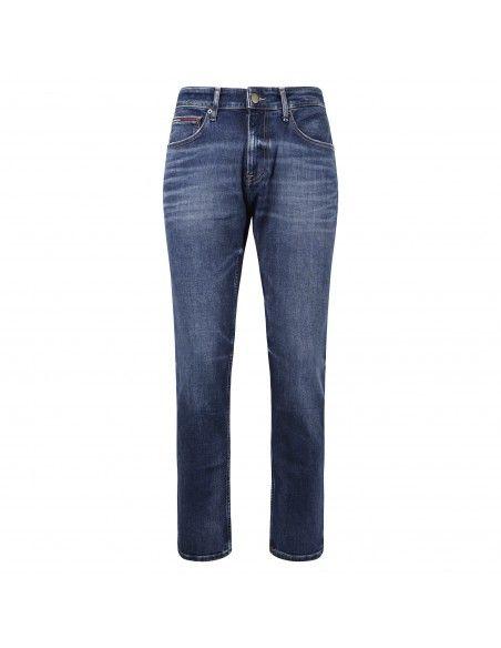 Tommy Jeans - Jeans slim denim medio per uomo | dm0dm082431a5