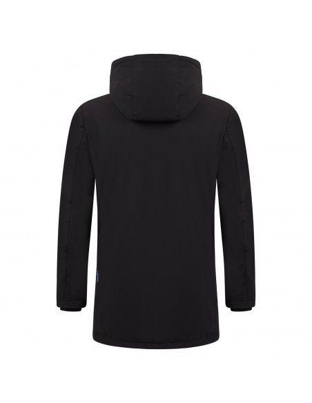 AT.P.CO - Giubbotto nero con cappuccio per uomo | a213mark5521n019 999
