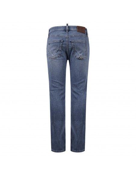 Roy Roger's - Jeans denim medio 5 tasche skinny per uomo | a20rru076d3171091