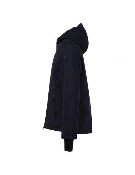 Invicta - Giubbotto blu con cappuccio per uomo   4432410/u733
