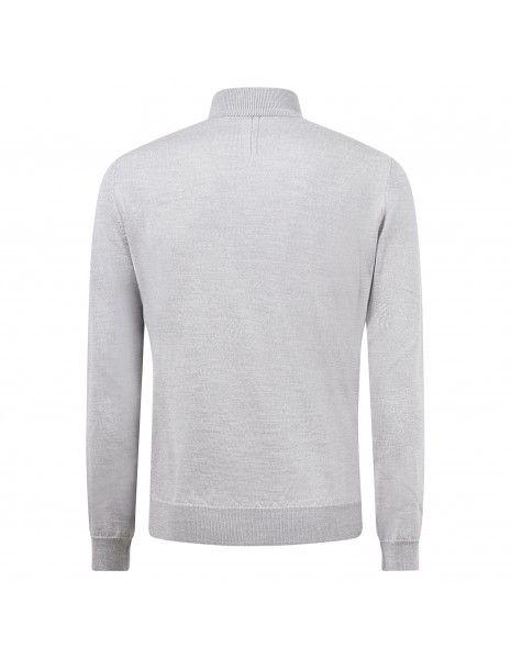+39 Masq - Dolcevita grigio chiaro per uomo | masq9001-14-00 300