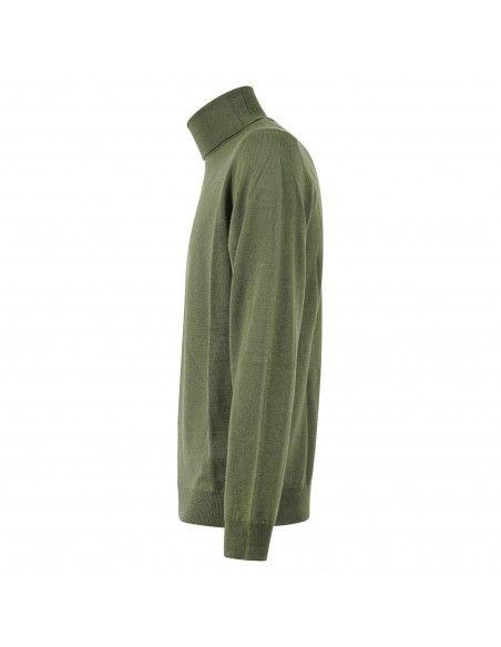 +39 Masq - Dolcevita verde per uomo | masq4002-14-00 457