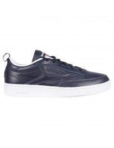 Sneakers blu basse