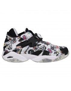Sneakers multicolore basse