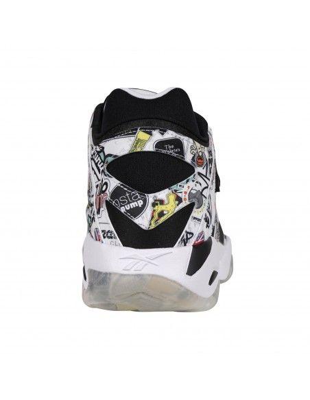 Reebok - Sneakers multicolore basse per uomo | fw7826