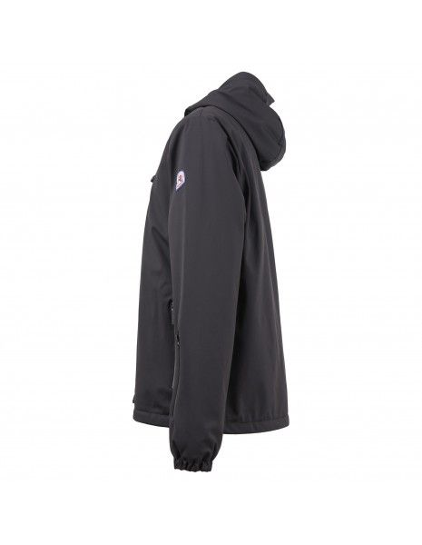 Invicta - Giubbotto nero con cappuccio per uomo | 44314570/u 332