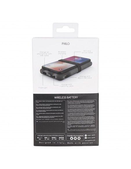 L10 - Wireless Powerbank per uomo | phichrapl-022012ph30bk