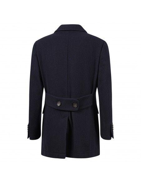 AT.P.CO - Cappotto blu per uomo | jk4220 s26 003