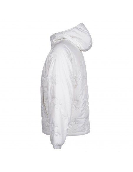 Adidas Originals - Giubbotto bianco con cappuccio per uomo | ge1337