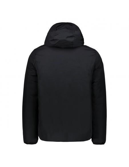 Ciesse Piumini - Giubbotto nero con cappuccio reversibile per uomo | henry