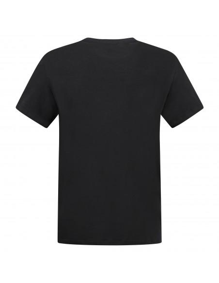 Dsquared2 - T-shirt nera manica corta con stampa logo per uomo | d9m203490 001