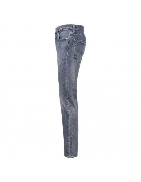 Levi's - Jeans 5 tasche denim chiaro skinny per uomo | 84558-0051