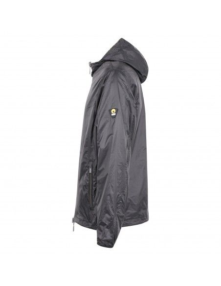 Ciesse Piumini - Giubbotto nero con cappuccio reversibile per uomo | clancy