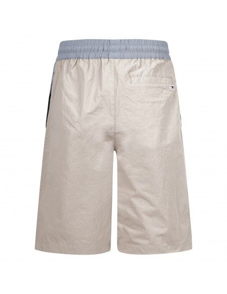 Tommy Jeans - Bermuda beige con coulisse per uomo | dm0dm10602abm