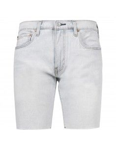 Bermuda jeans 412™ 5 tasche denim chiaro