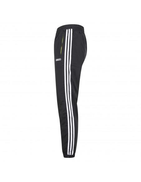 Adidas Originals - Pantalone nero tuta con coulisse reversibile per uomo |