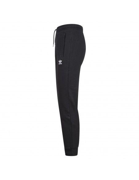 Adidas Originals - Pantalone nero tuta con coulisse per uomo | dv1574