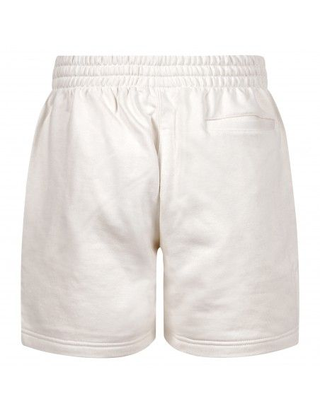 Adidas Originals - Bermuda beige con coulisse in cotone per uomo | gn3367