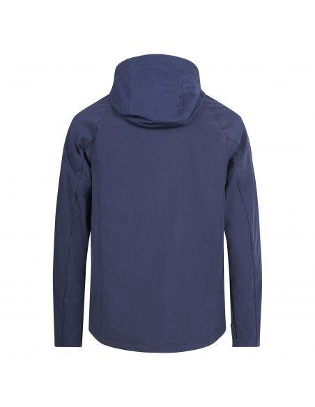 Ciesse Piumini - Giubbotto blu con cappuccio per uomo | bamby p7b23x 384xxw