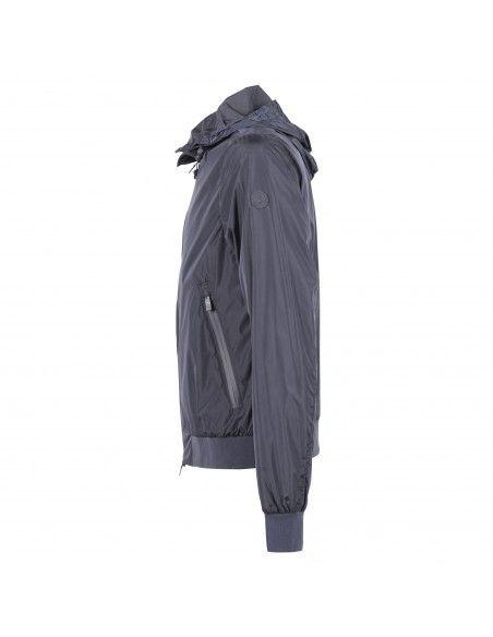 AT.P.CO - Giubbotto blu con cappuccio per uomo | a183silvio500 n008 790