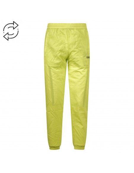 Adidas Originals - Pantalone giallo tuta con coulisse reversibile per uomo |