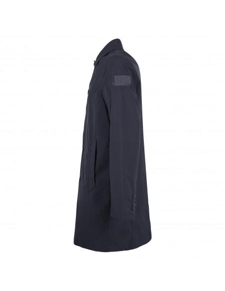 Museum - Impermeabile blu per uomo | uptown ms21beuja23mi151 c037