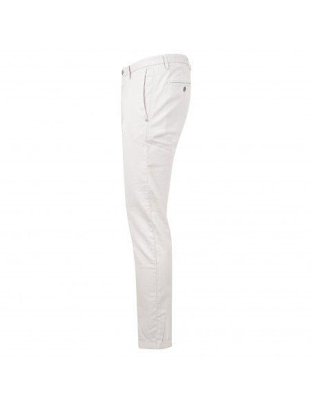 AT.P.CO - Pantalone grigio tasca a filo lavorato per uomo   a221sasa45 tc618/t