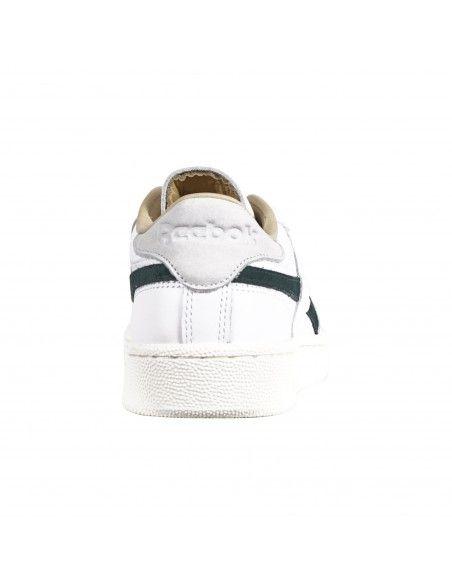 Reebok - Sneakers bianche basse con logo per uomo   fx2100