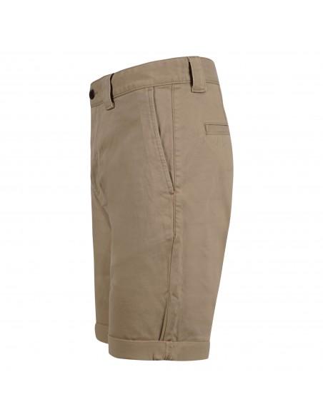 Tommy Jeans - Bermuda beige in cotone tasca a filo per uomo | dm0dm11076rbl