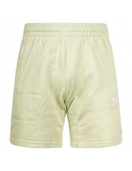 Adidas Originals - Bermuda gialla con coulisse in cotone per uomo | h39972
