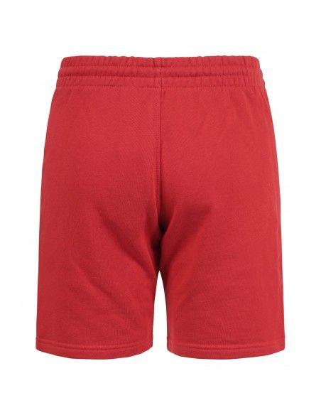 Adidas Originals - Bermuda rossa con coulisse in cotone per uomo | gd2556