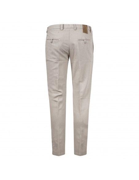 Barbati - Pantalone beige tasca a filo per uomo | p-ike/s 121271 23