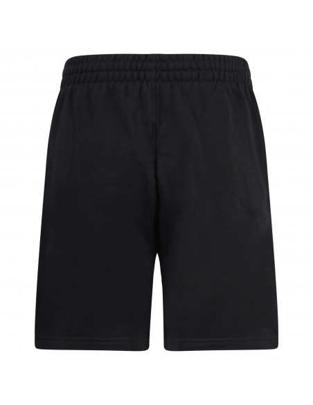 Adidas Originals - Bermuda nera con coulisse in cotone per uomo | fr7977