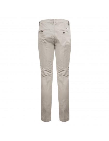 Roy Roger's - Pantalone beige tasca a filo per uomo | p19rru013p2460112 tortora