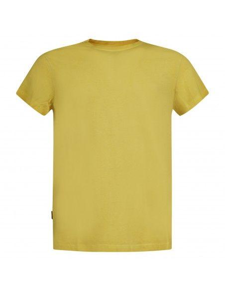 AT.P.CO - T-shirt gialla manica corta per uomo | a225t13 jc11 140