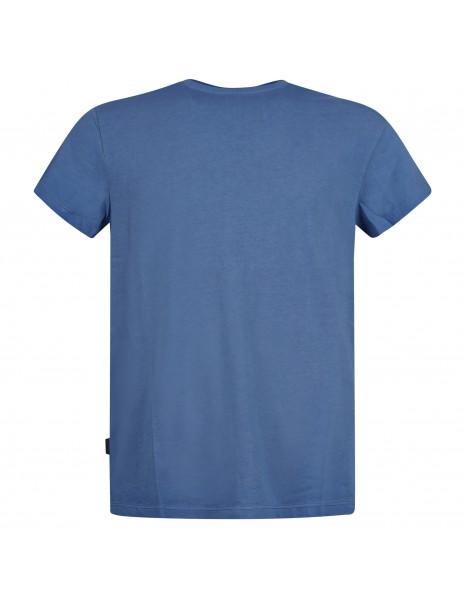 AT.P.CO - T-shirt azzurra manica corta per uomo | a225t13 jc11 750