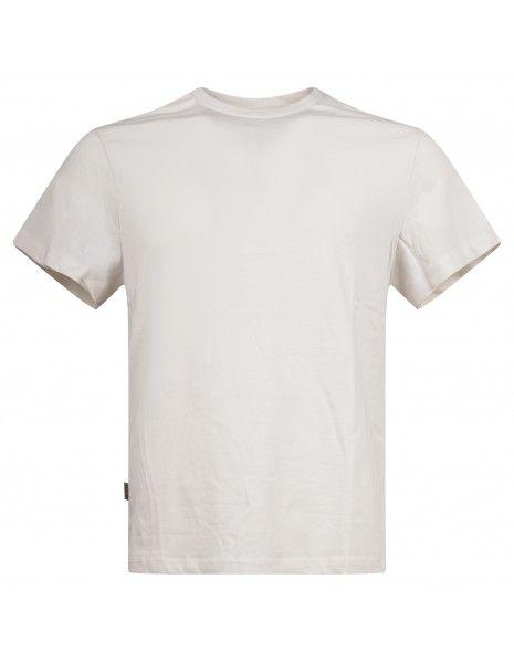 AT.P.CO - T-shirt bianca manica corta per uomo | a225t13 jc11 010