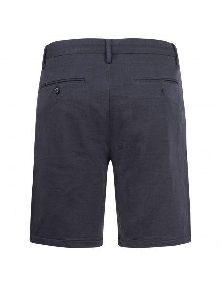 AT.P.CO - Bermuda blu tasca a filo in tessuto tecnico per uomo | a221jonp32
