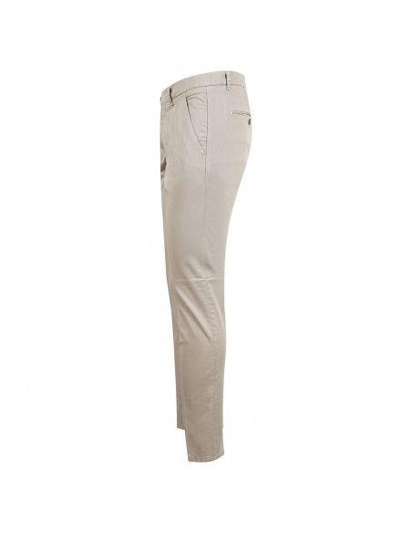 Roy Roger's - Pantalone beige tasca a filo per uomo | p20rru013c9250112 sand