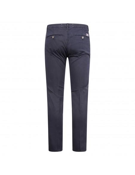 Roy Roger's - Pantalone blu tasca a filo per uomo | p20rru013c9250112 dark navy