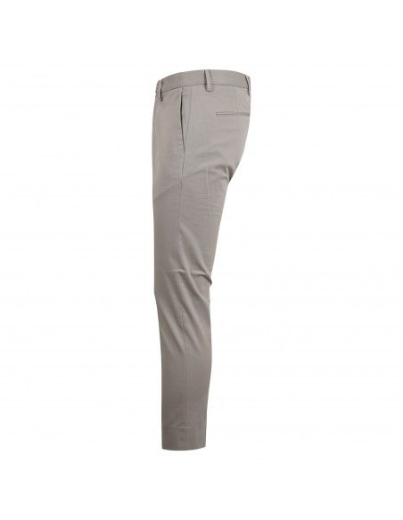 Luca Bertelli - Pantalone beige tasca a filo per uomo | p1824 pharrell fango