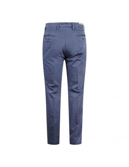 BRO - SHIP - Pantalone blu tasca a filo per uomo | bsnew81360000l blu