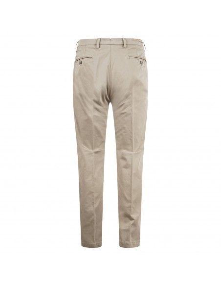 BRO - SHIP - Pantalone beige tasca a filo per uomo | bsnew81360000l fango