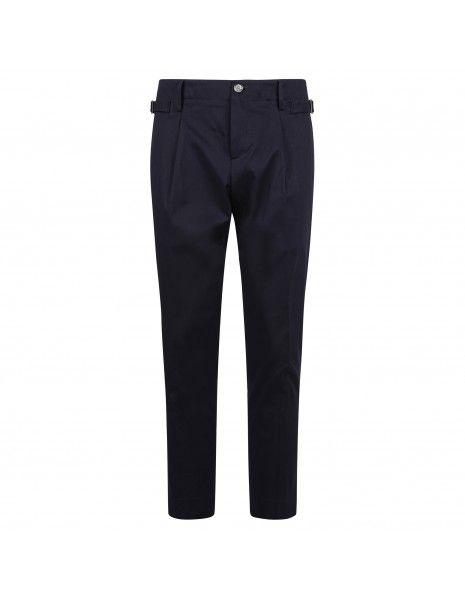 Havana & Co - Pantalone blu tasca a filo per uomo | h7553 p5009e 50