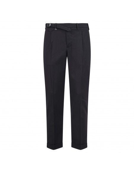 Barbati - Pantalone blu tasca a filo per uomo | p-dodo/lc 120991 04