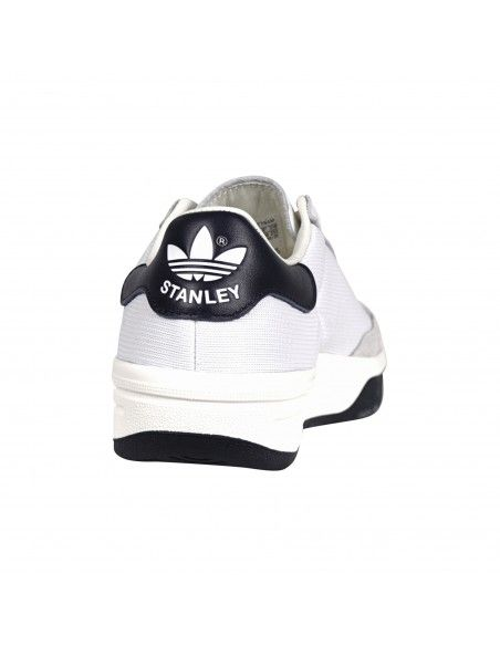 Adidas Originals - Sneakers multicolore in pelle con dettagli in blu e verde