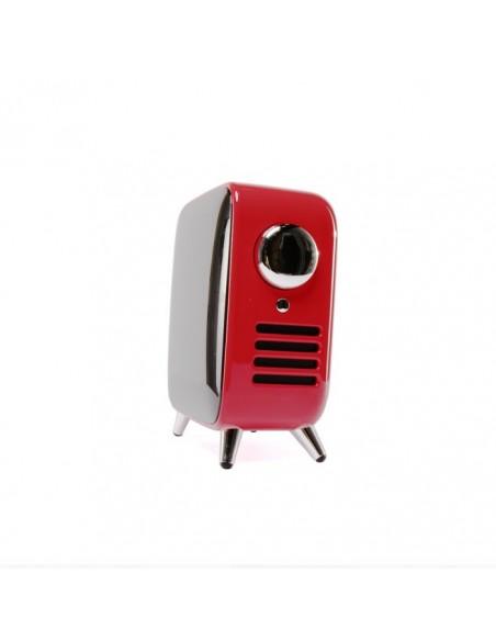 L10 - Speaker tv rossa con applicazioni per uomo   dvmaudall- 10601690100058104