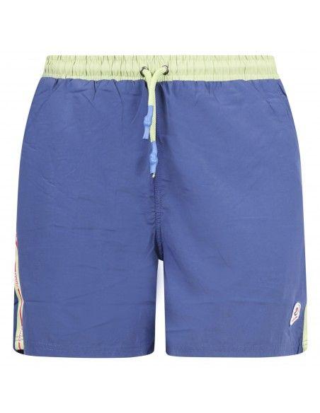 Invicta - Bermuda mare bluette con banda per uomo   4449146/u12