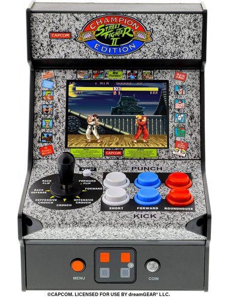 L10 - Mini game 7.5 Street Fighter per uomo | snyplaall 026011 dgunl 3283
